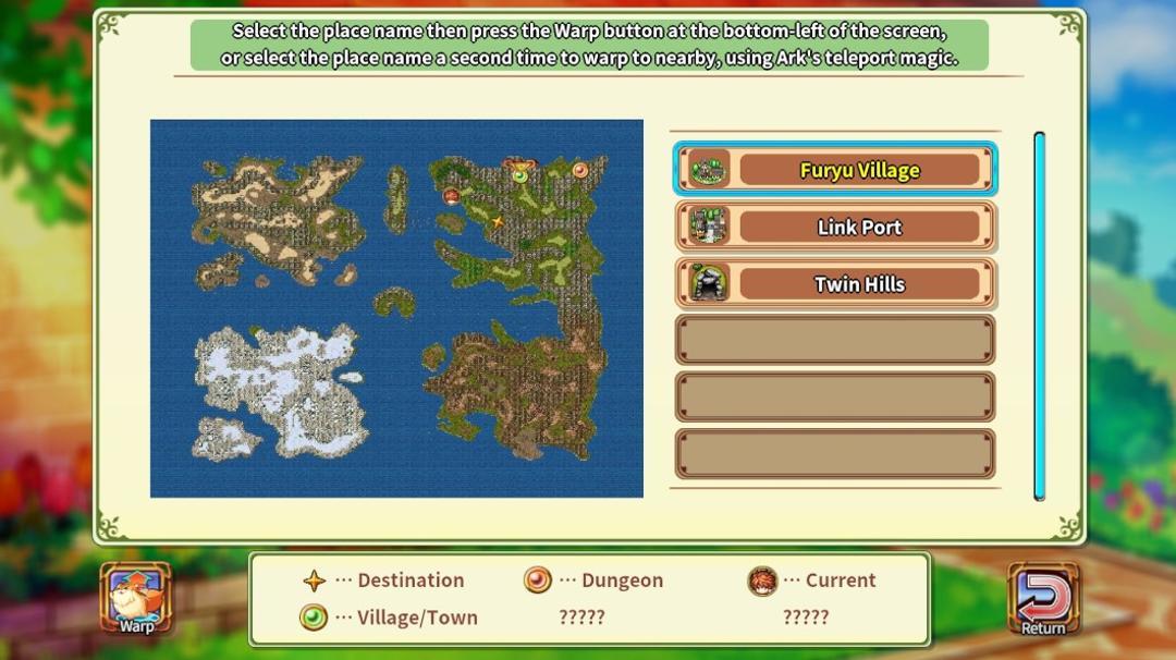 RPG Chroma Quaternion Testbericht – Erlebe Abenteuer durch JRPG im Pixel-Art-Stil-screenshot3