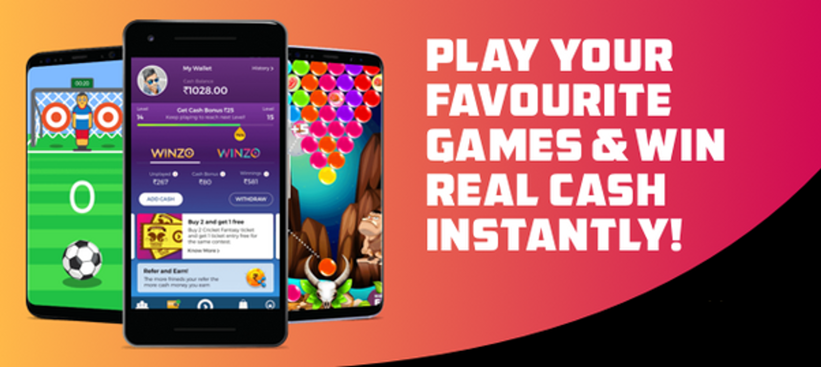 Best App To Earn Real Money Playing Games