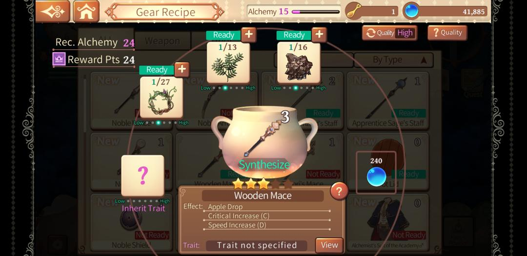 Atelier Online: Alchemist of Bressisle Review-screenshot4