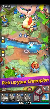 Nano Legends Review - Another Tower Rush Strategy Game-screenshot3