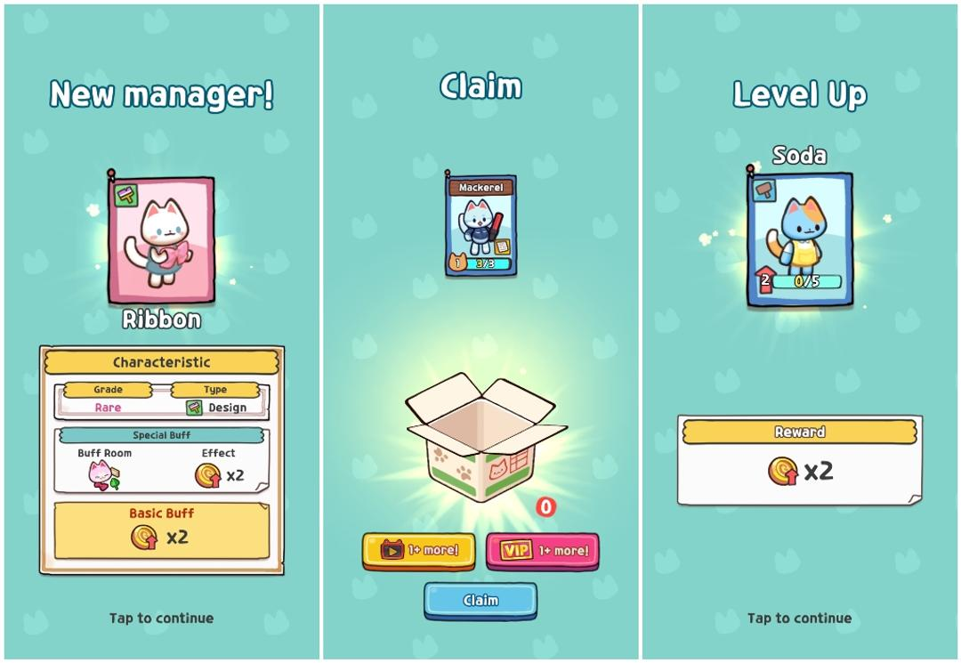 Idle Cat Tycoon: Furniture Craft Shop Review-screenshot4
