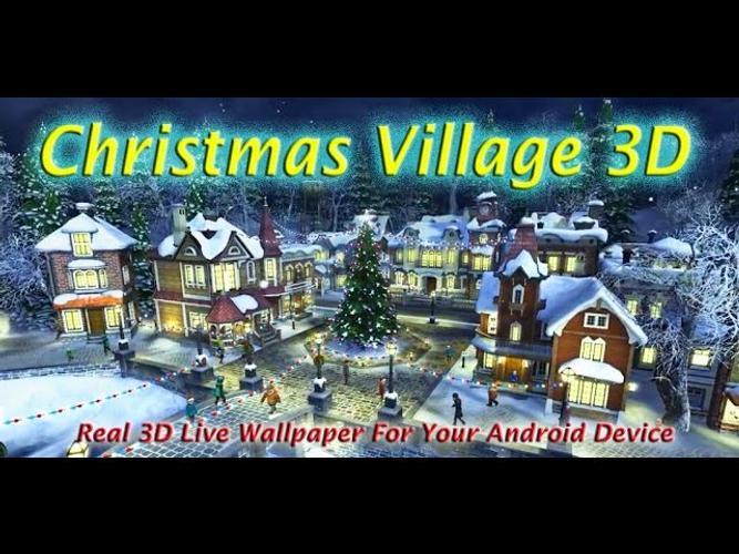 Christmas Village 3d Apk 1 3 Download For Android Download