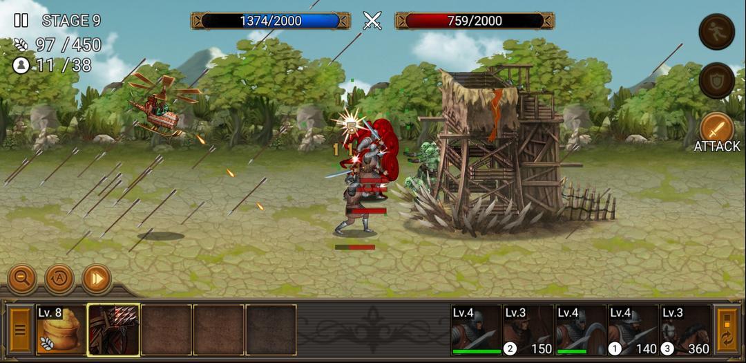 Battle Seven Kingdoms: Kingdom Wars 2 Review-screenshot5