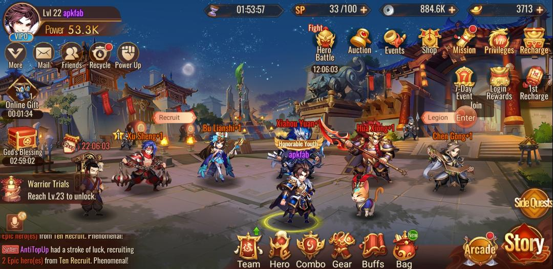 Dynasty Scrolls Review – Experience Romance of the Three Kingdoms-screenshot6