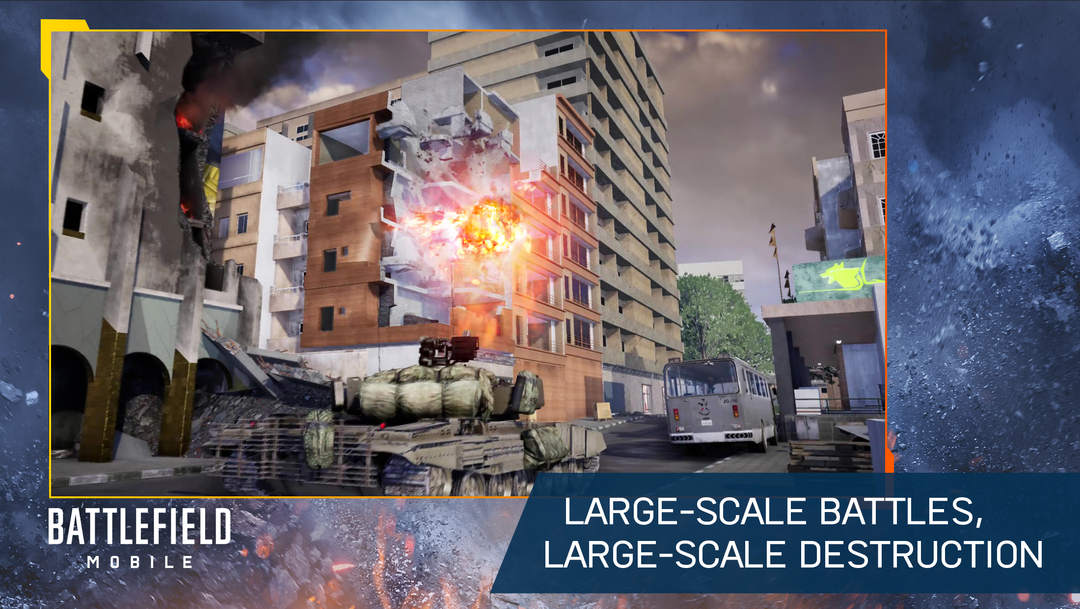 Battlefield Mobile Opens Early Access in Selected Regions —— Things That You Need to Know-screenshot4
