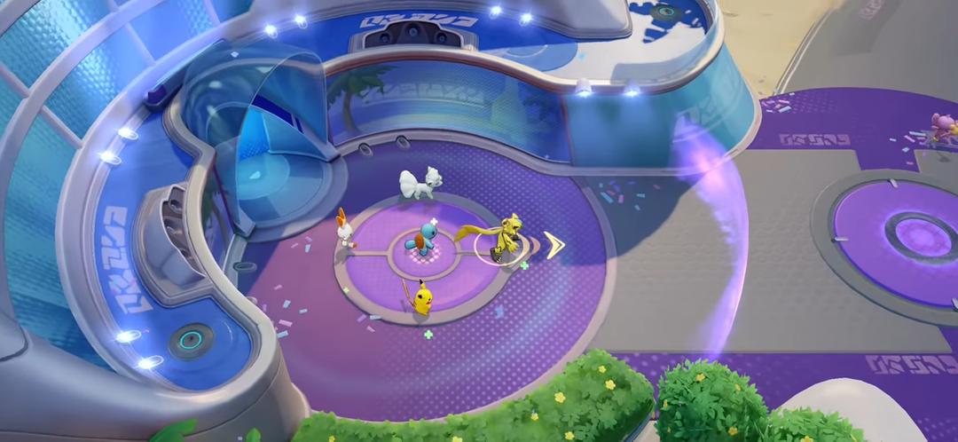Pokémon UNITE Launched Mobile on Sep 22-screenshot1