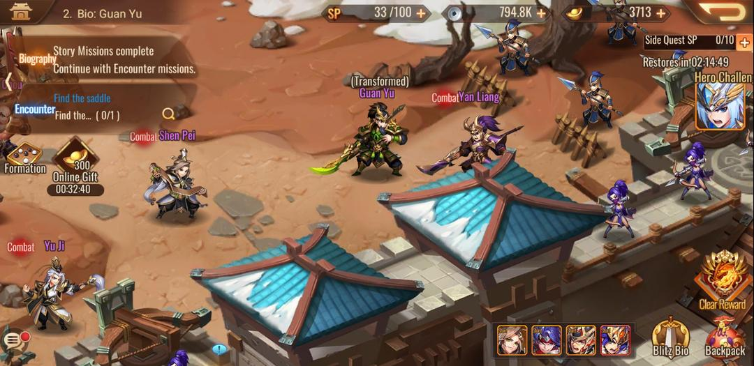 Dynasty Scrolls Review – Experience Romance of the Three Kingdoms-screenshot1