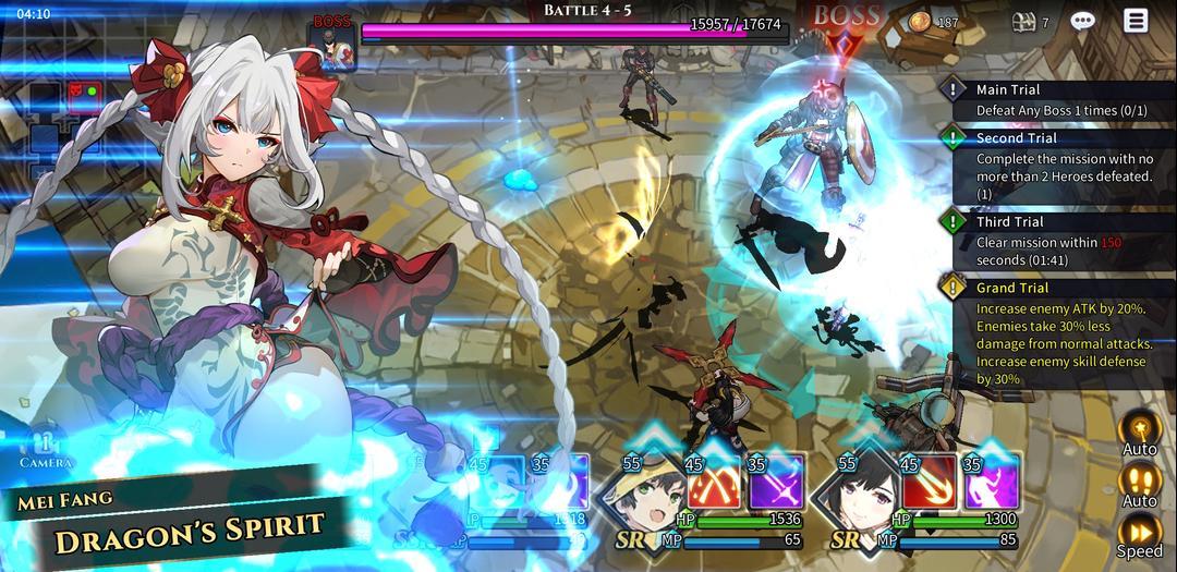 First Impression on Shining Beyond-screenshot3