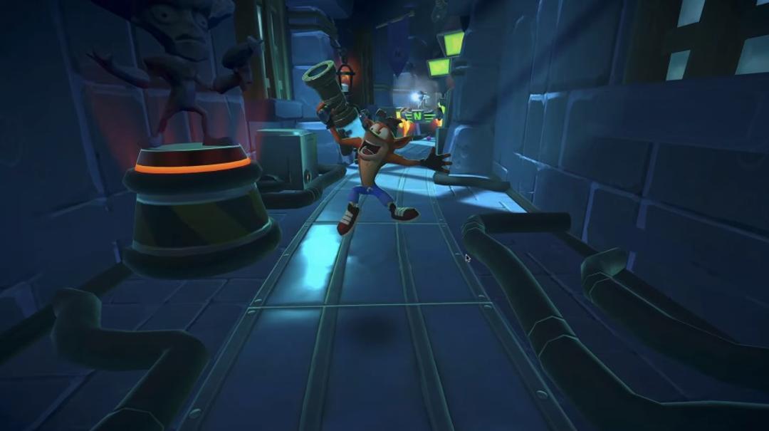 Crash Bandicoot: On the Run! Review-screenshot2