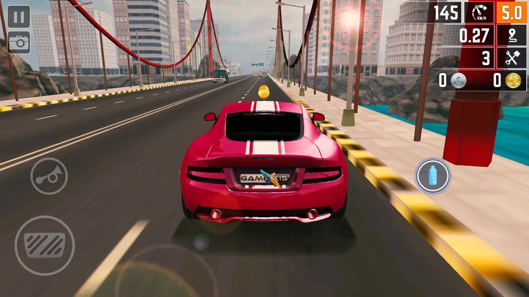 Crazy Car Traffic Racing Games 2020: New Car Games Review-screenshot1