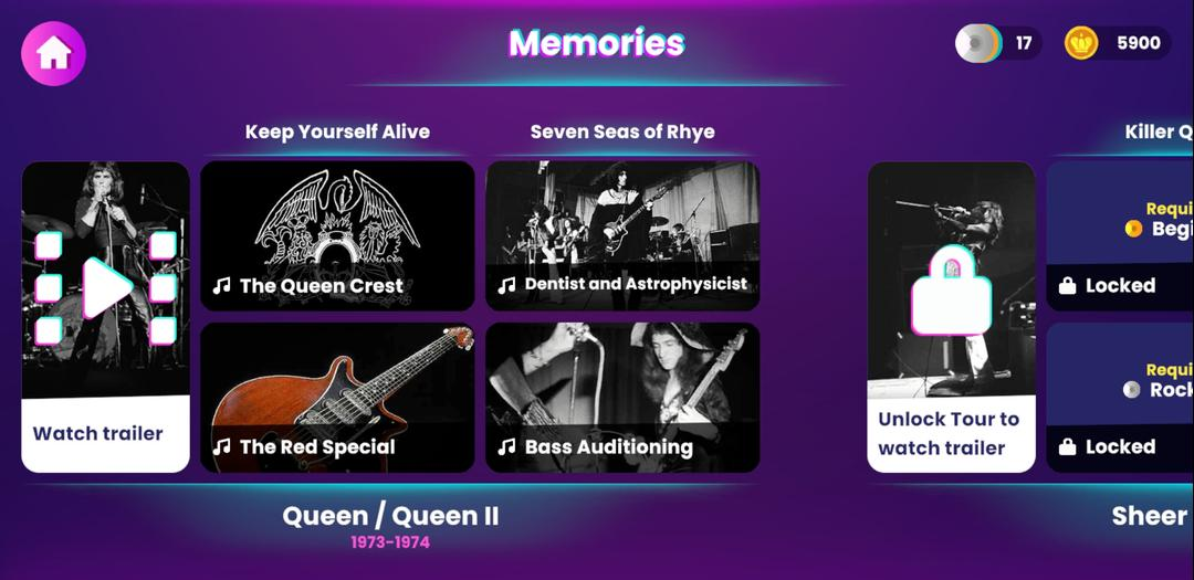 Queen Rock Tour - The Official Rhythm Game First Impression-screenshot7