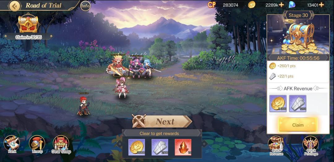 Isle of Genesis Review – Gacha RPG with Generous Rewards-screenshot6