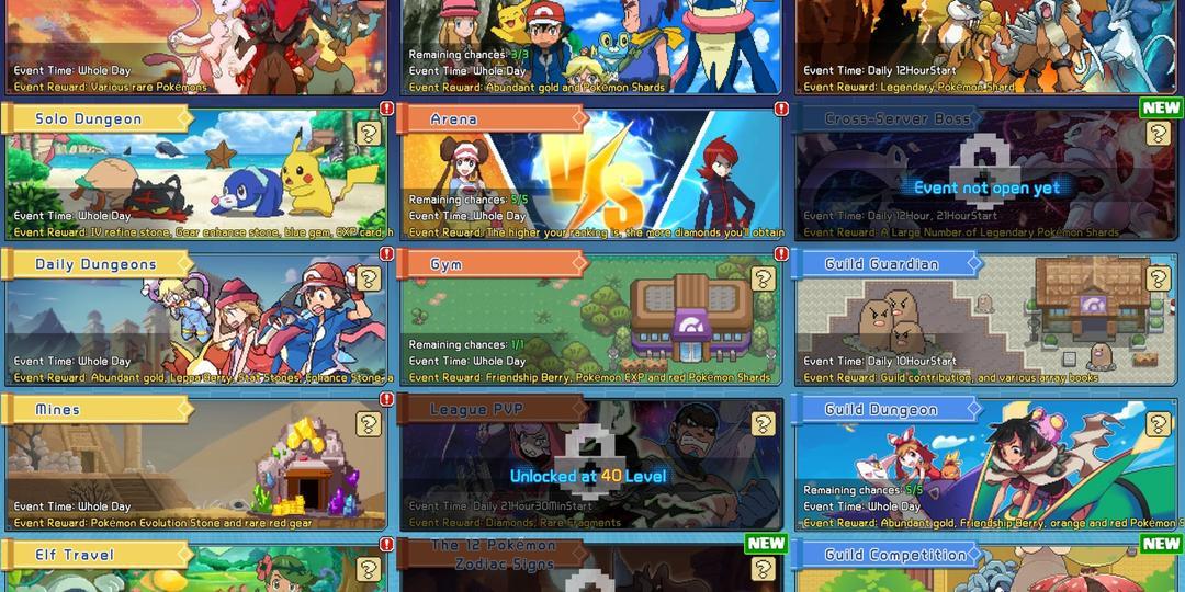 Mega Evolution-Ultimate Trainer Review – Be the Best Pokémon Trainer!-screenshot3
