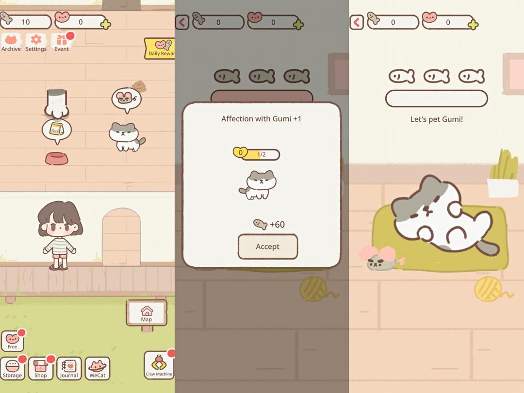 Live A Simple Life with Your Cat— Purrfect Tale Review-screenshot2