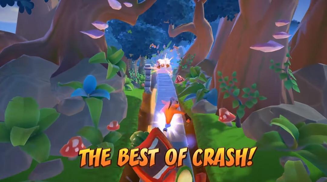Crash Bandicoot: On the Run! Review-screenshot3