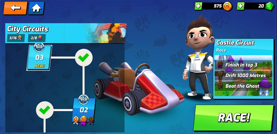 Boom Karts Review - A New Multiplayer Kart Racing Game-screenshot4