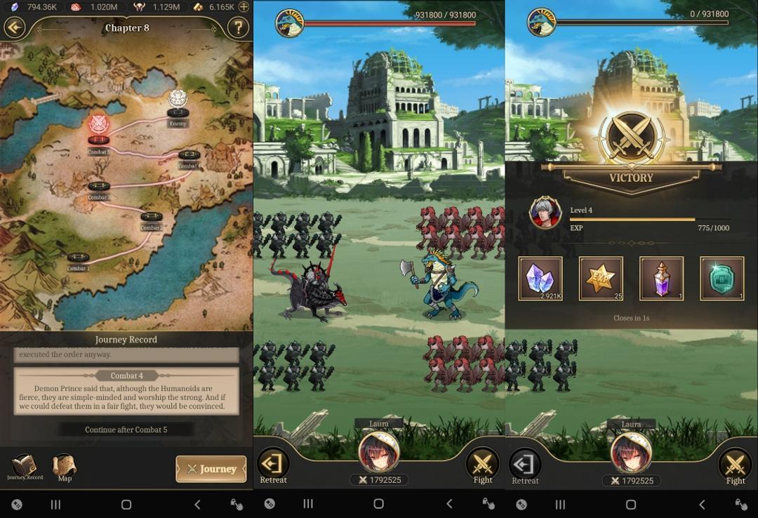 ISEKAI: Demon Waifu Review – Auto Combat RPG without Gacha System-screenshot2