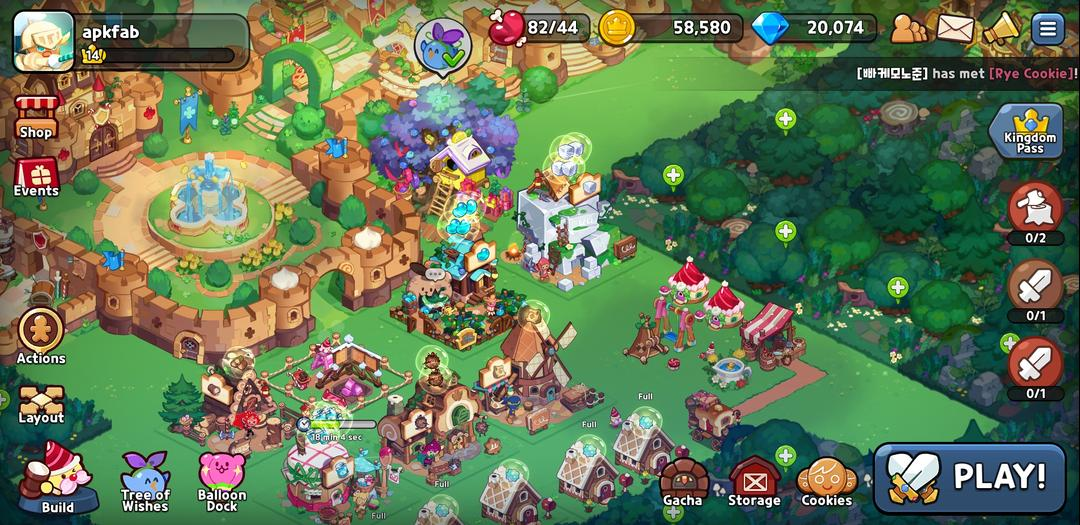 Cookie Run Kingdom Review – Build Your Cookie Kingdom with Super Cute Cookie Friends!-screenshot3