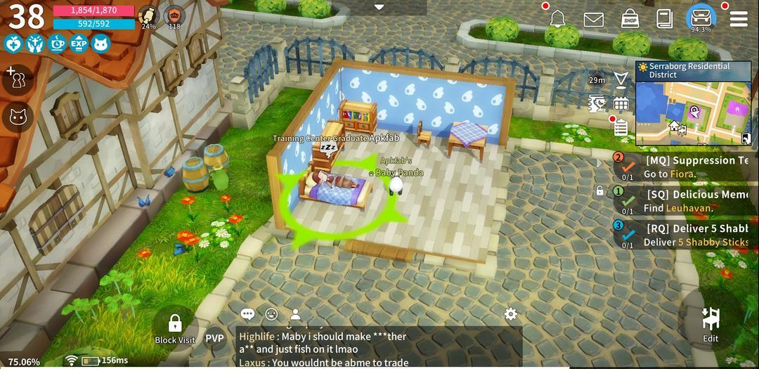 Moonlight Sculptor Review-screenshot9