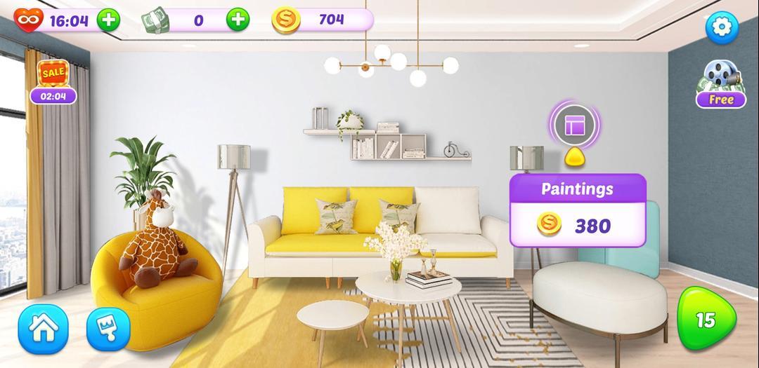 Home Design: House Decor Makeover Testbericht-screenshot2