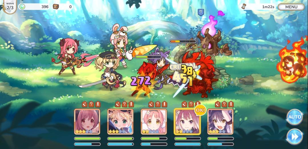 Princess Connect! Re Dive Review – Enjoy the Gameplay through an Anime-screenshot6