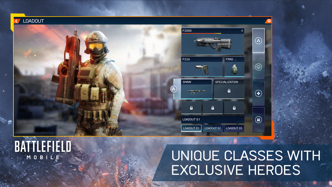 Battlefield Mobile Opens Early Access in Selected Regions —— Things That You Need to Know-screenshot5