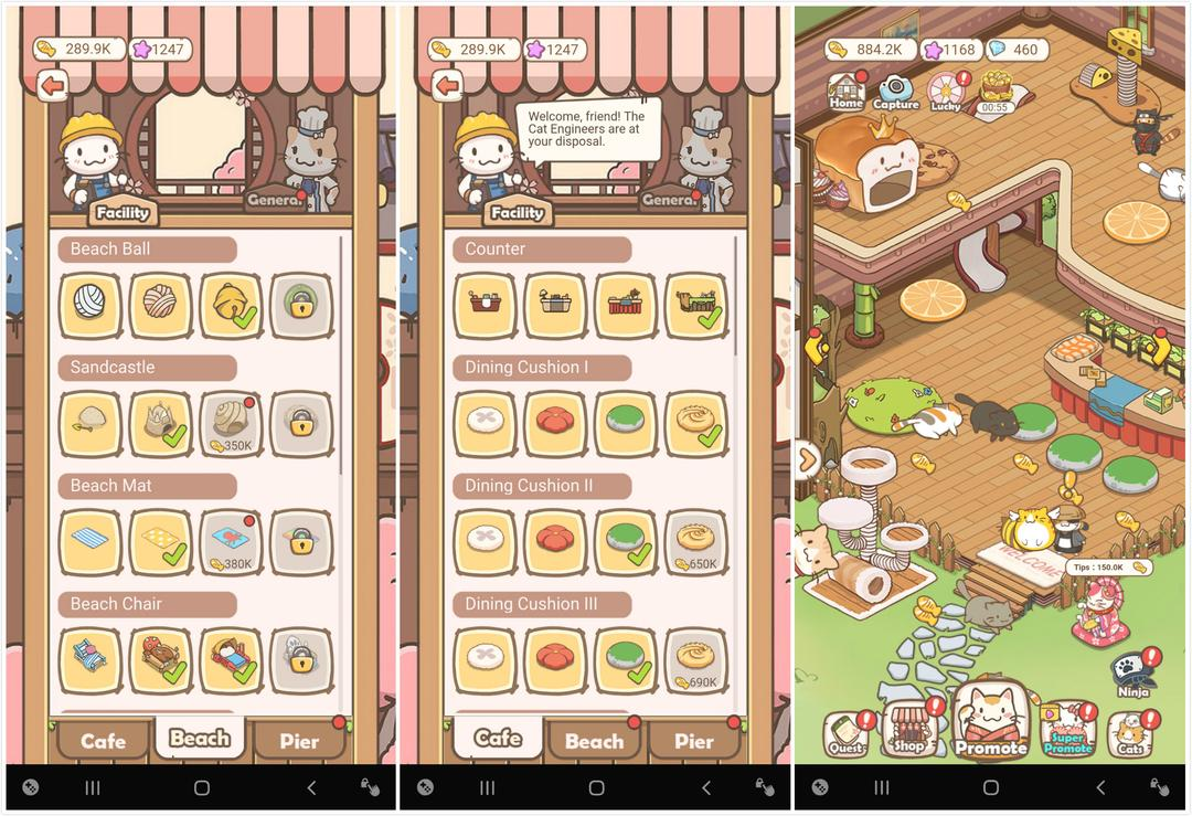 Cats Life - Idle Kitty Collector Review – Similar to Animal Restaurant but More Fun!-screenshot3