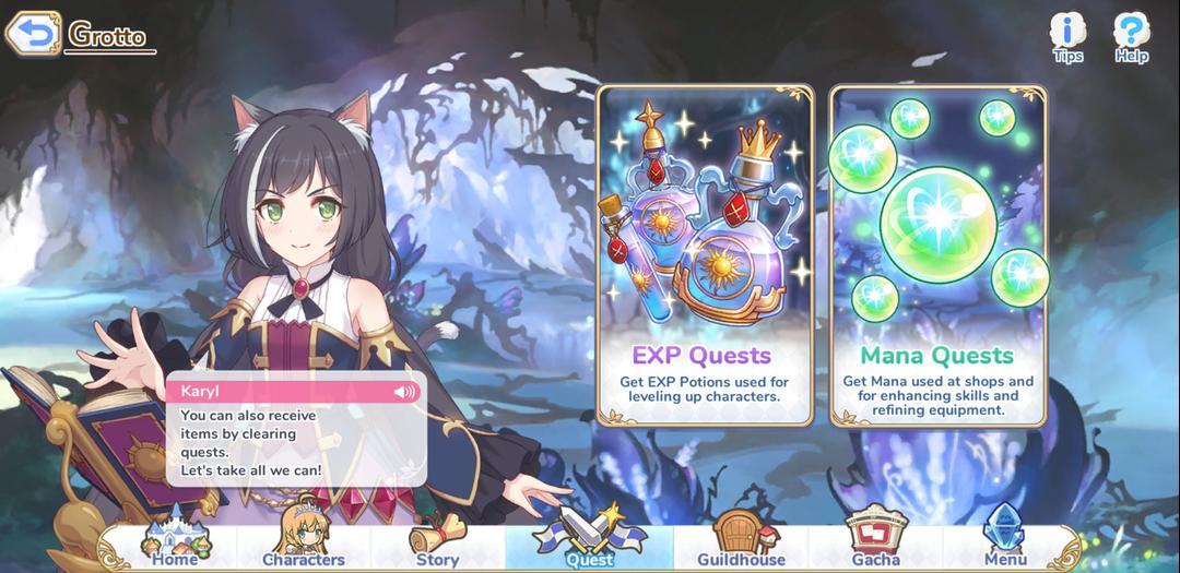 Princess Connect! Re Dive Review – Enjoy the Gameplay through an Anime-screenshot4