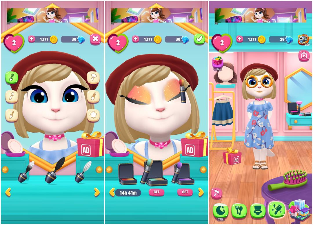 My Talking Angela 2 Review-screenshot4
