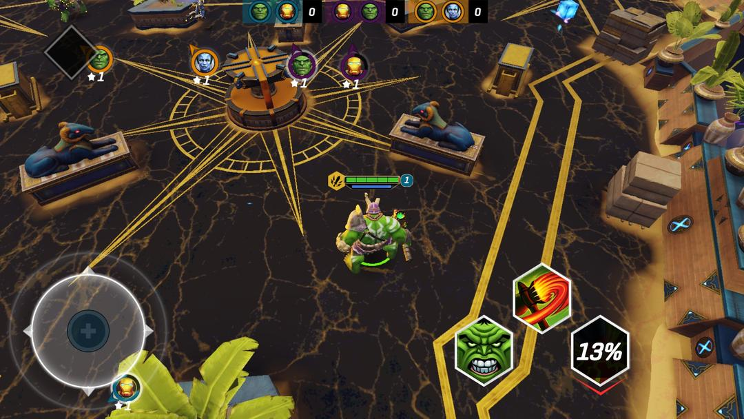 MARVEL Realm of Champions Review - A Team-Based Multiplayer Action Game to Play with Friends-screenshot5