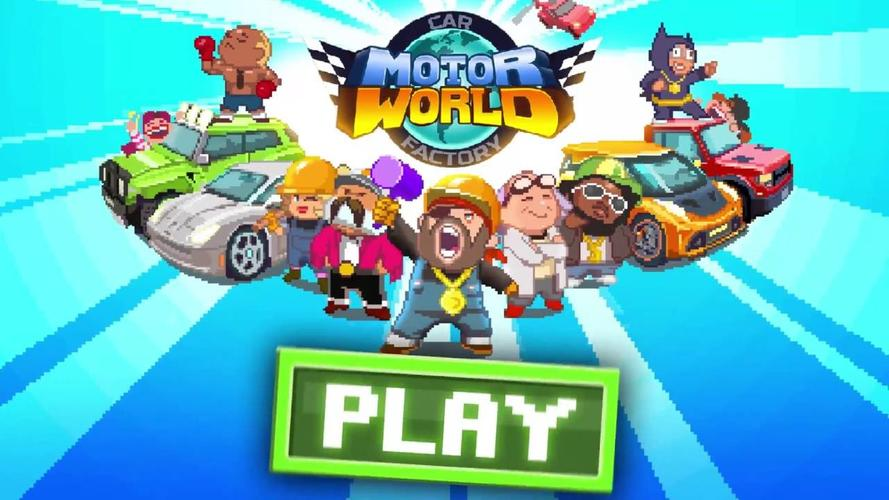 Motor World Car Factory >> Motor World Car Factory Apk 1 9034 Download For Android