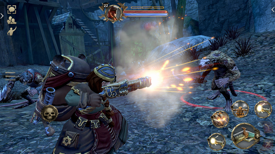 Warhammer: Odyssey Review – Open World MMORPG set in the Old World-screenshot2