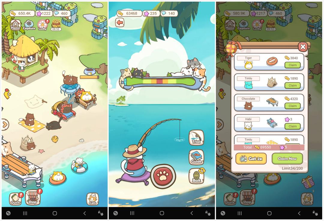 Cats Life - Idle Kitty Collector Review – Similar to Animal Restaurant but More Fun!-screenshot8