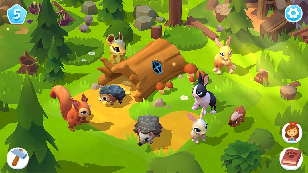 FarmVille3 Opens Pre-Registration for the Official Launch on Nov 4-screenshot3