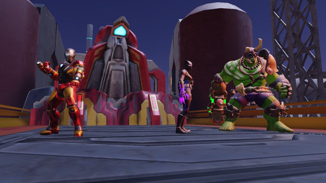 MARVEL Realm of Champions Review - A Team-Based Multiplayer Action Game to Play with Friends-screenshot7