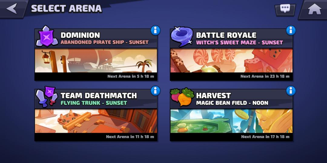 Smash Legends Review – An Intense Multiplayer Action Game for Mobile and PC platforms-screenshot2