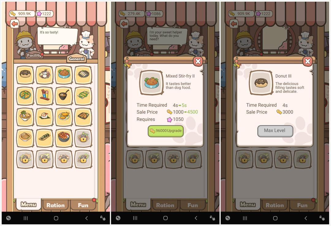 Cats Life - Idle Kitty Collector Review – Similar to Animal Restaurant but More Fun!-screenshot2