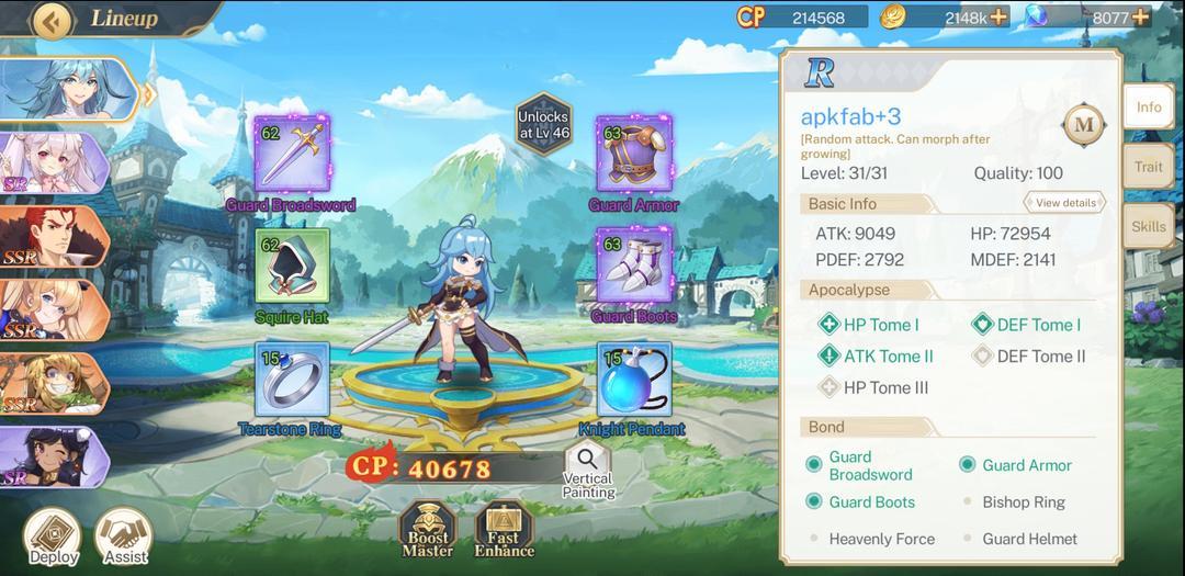 Isle of Genesis Review – Gacha RPG with Generous Rewards-screenshot3