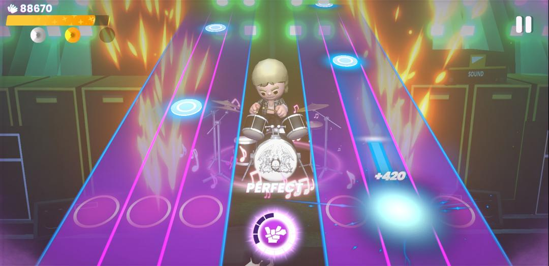 Queen Rock Tour - The Official Rhythm Game First Impression-screenshot4