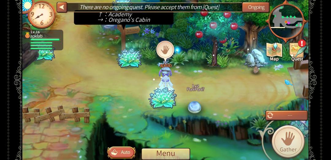 Atelier Online: Alchemist of Bressisle Review-screenshot3