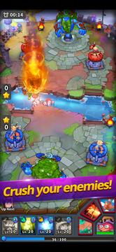 Nano Legends Review - Another Tower Rush Strategy Game-screenshot4