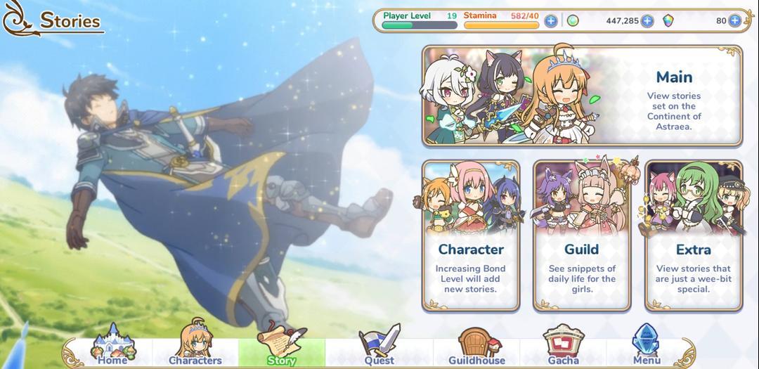 Princess Connect! Re Dive Review – Enjoy the Gameplay through an Anime-screenshot2