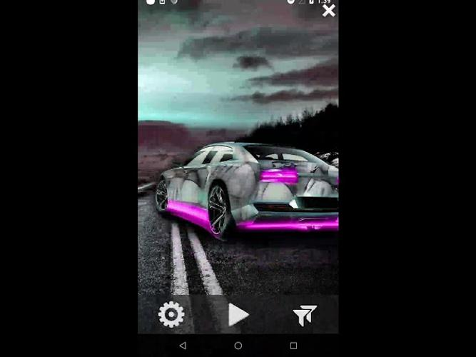 Neon Cars Live Wallpaper Hd Apk 2 8 Download For Android