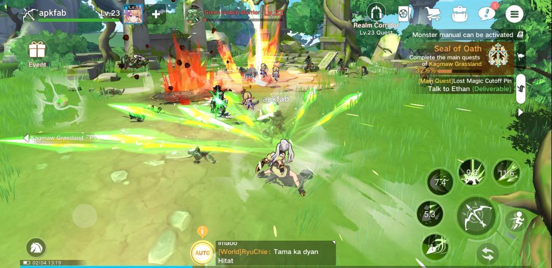 The Legend of Neverland First Impressions-screenshot8