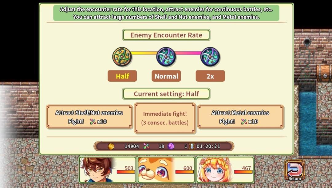 RPG Chroma Quaternion Testbericht – Erlebe Abenteuer durch JRPG im Pixel-Art-Stil-screenshot6