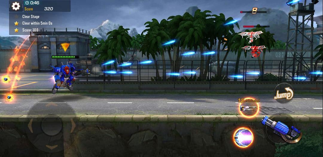 Contra Returns Testbericht - Eine suchterzeugende Side-Scrolling-Shooter mit Contra Nostalgie-screenshot1