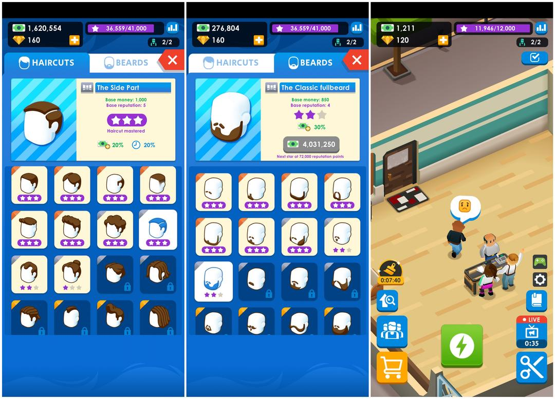 Idle Barber Shop Tycoon Review - A Business Management Game-screenshot6