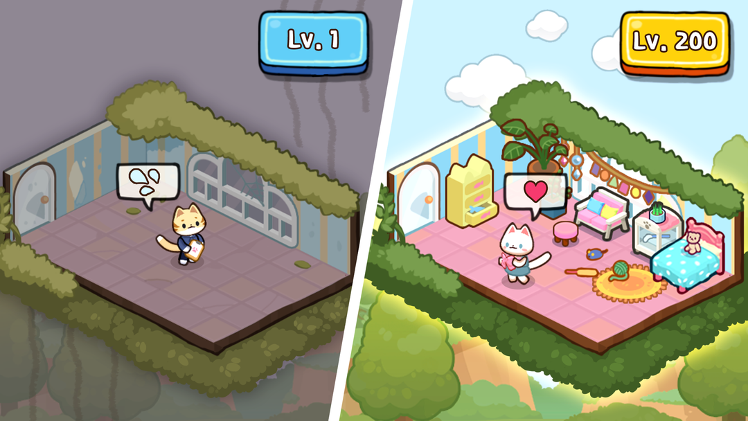 Idle Cat Tycoon: Furniture Craft Shop Review-screenshot5