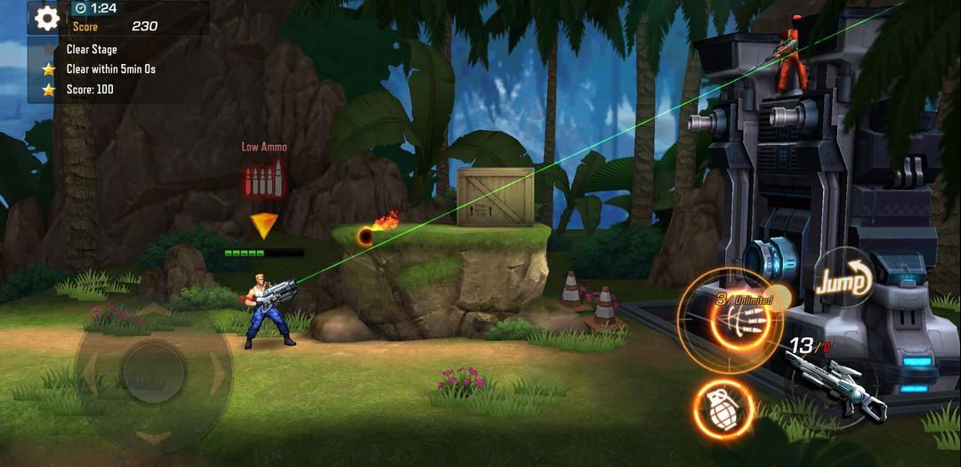 Contra Returns Testbericht - Eine suchterzeugende Side-Scrolling-Shooter mit Contra Nostalgie-screenshot3