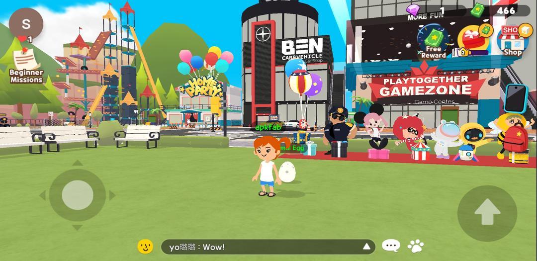 Play Together Testbericht – Finde neue Freunde beim Spielen!-screenshot4